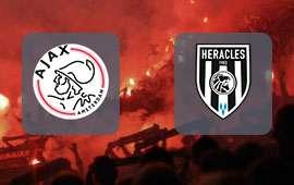 Ajax Vs Heracles Result Livescore 23 Nov 2019