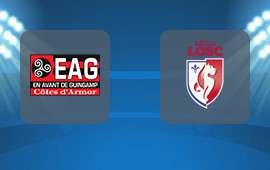 Guingamp - Lille
