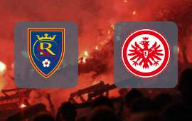 Real Salt Lake - Eintracht Frankfurt