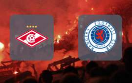 Spartak Moscow - Rangers