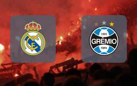 Real Madrid - Gremio