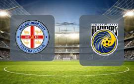 Melbourne City FC - Central Coast Mariners