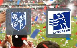 Fremad Amager - Lyngby