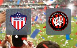 Atletico Junior - Atletico PR